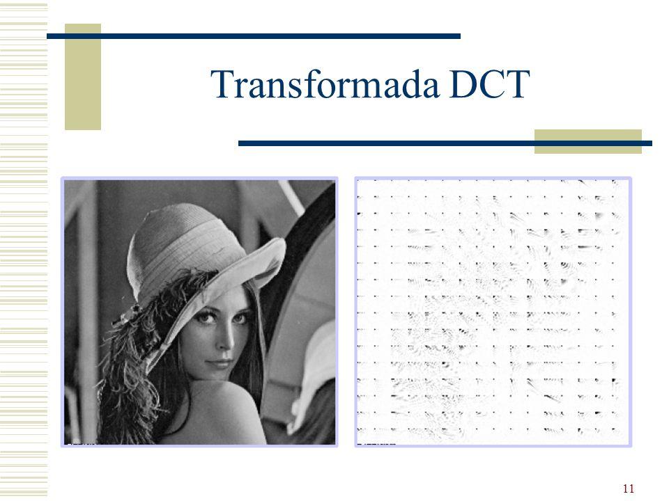 11 Transformada DCT