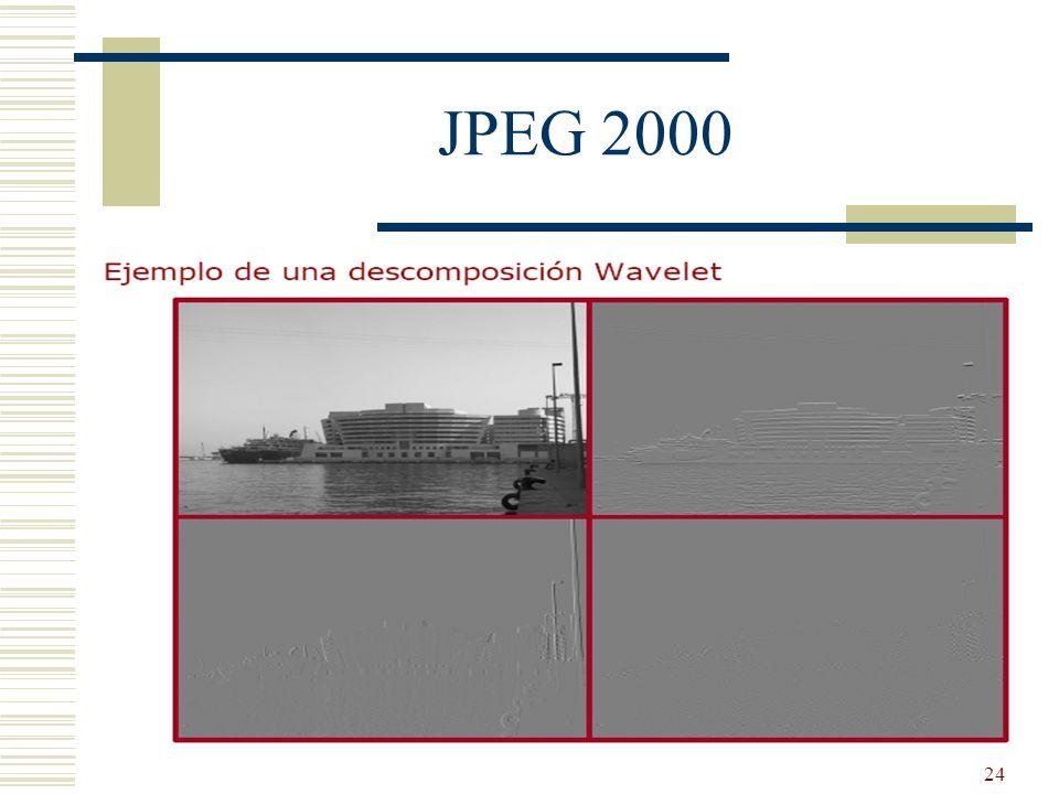 24 JPEG 2000