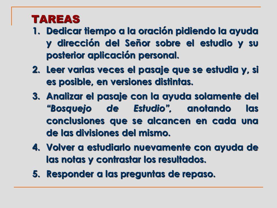 E) Las ofrendas del pueblo (7:70-73).1.