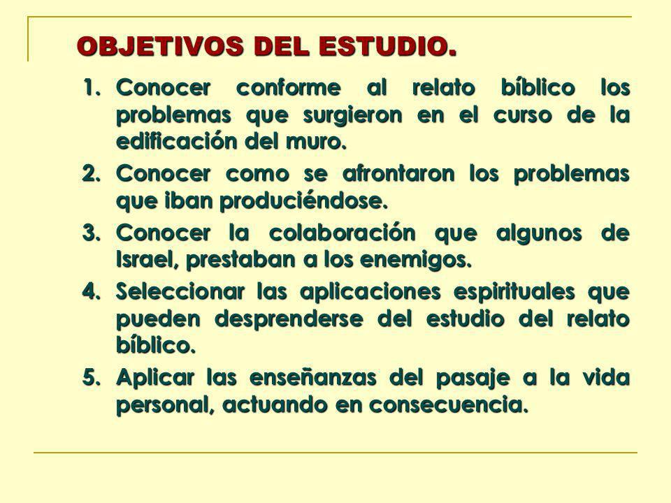 4.Una aplicación espiritual de los vv.10-12. 4.1.Características de los problemas en la obra.