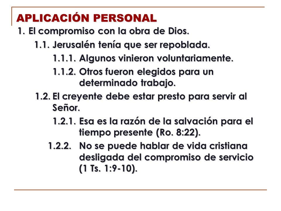 1.3.Elección para servicios determinados.