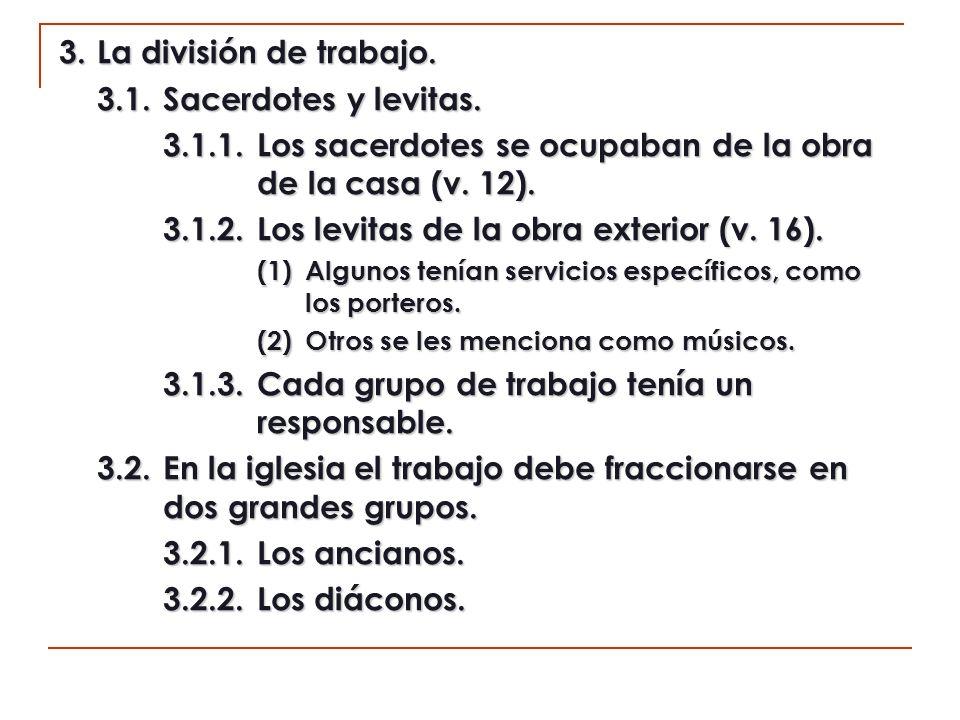 3.3.Los ancianos.3.3.1.El ministerio de ellos tiene que ver sólo con asuntos espirituales (Hch.