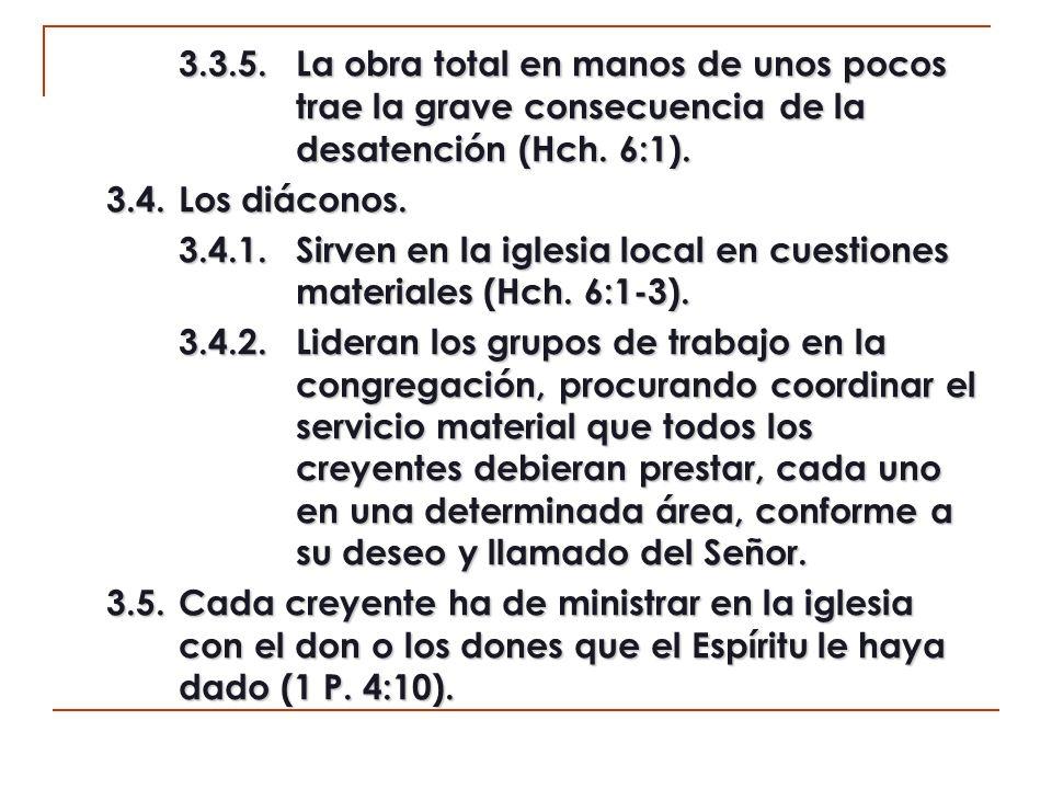 4.El apoyo a los que sirven al Señor. 4.1.El pueblo les bendecía (v.