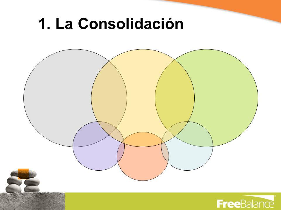 1. La Consolidación