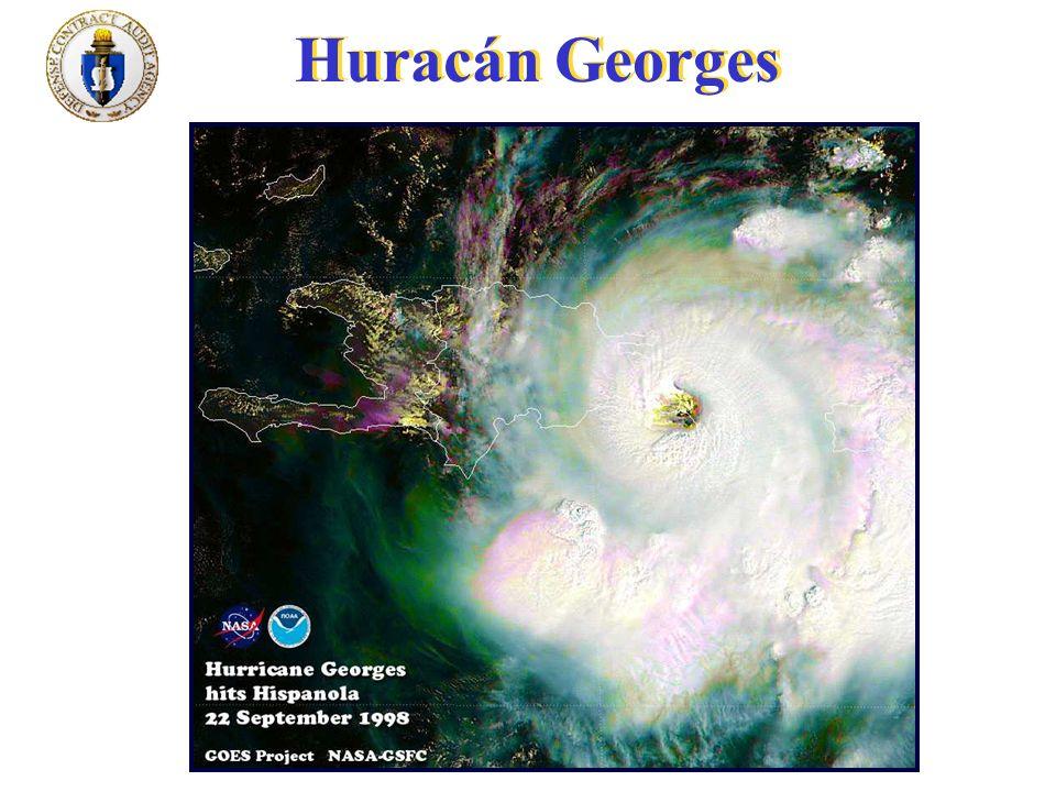 Huracán Georges