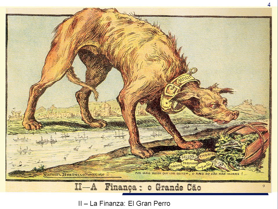 4 II – La Finanza: El Gran Perro