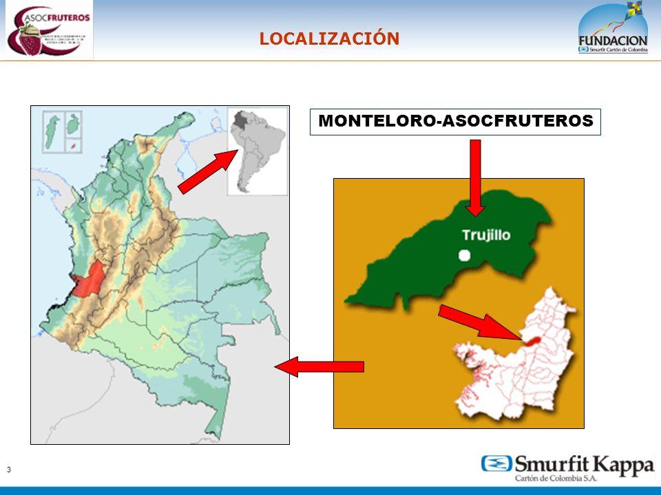4 INFORMACIÓN DE LA ODB FECHA DE CONSTITUCIÓN: Noviembre 6 de 2002 (8 años) ACTIVIDAD: Producción y Comercialización de Mora (Rubus glaucus Benth).