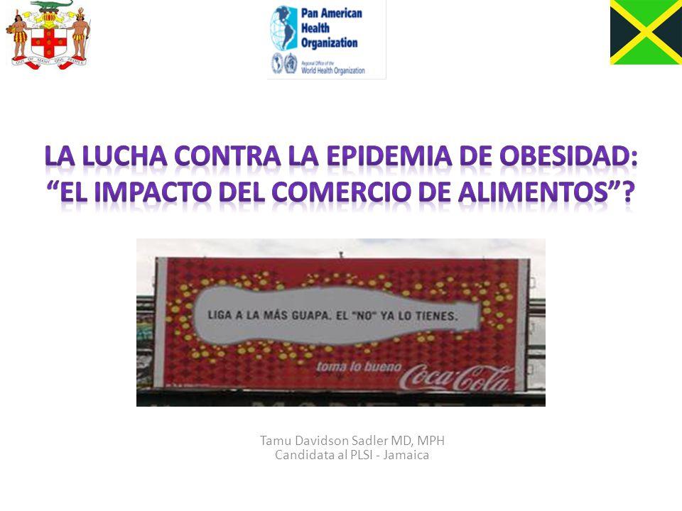 OMC Importación Aumentar la disponibilidad de alimentos novedosos y de alta energía y bajar precios.