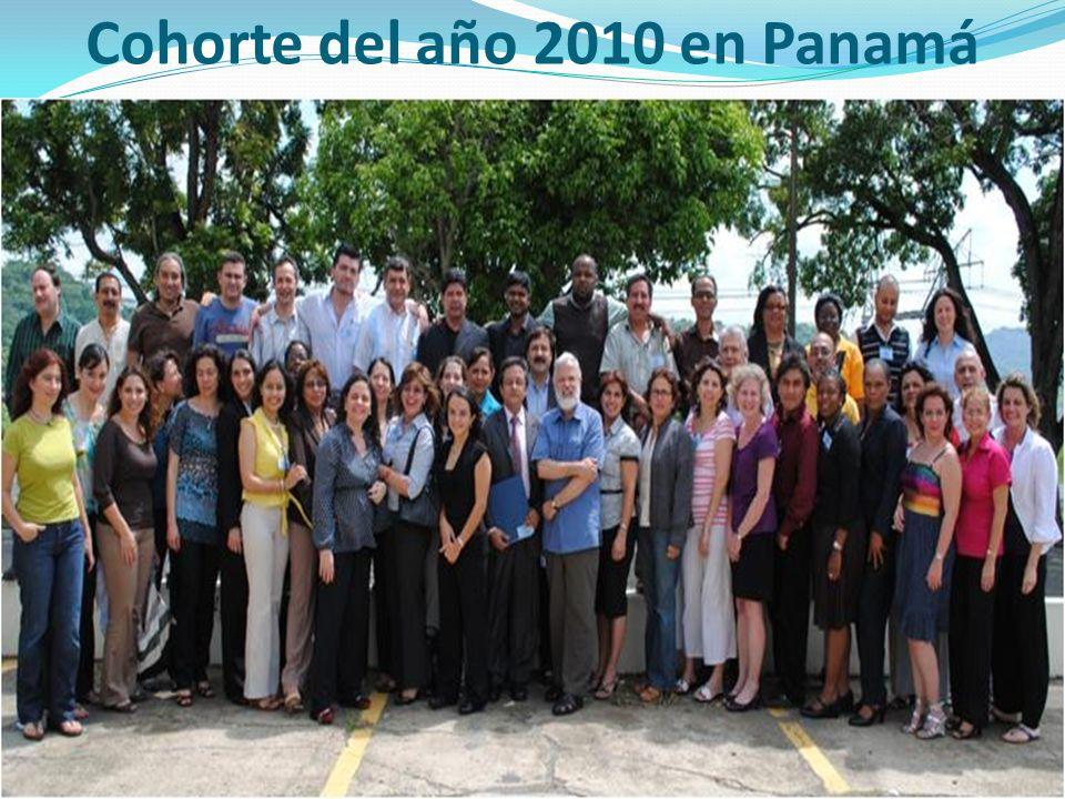 Cohorte del año 2010 en Panamá