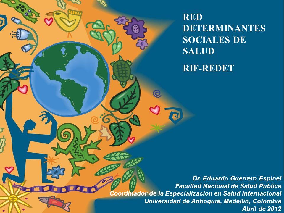 La renovación de la APS en las Américas (3) Representación OPS/OMS Chile 2008 Trabajo de identificación de las estrategias que abordan los determinantes estructurales e intermedios