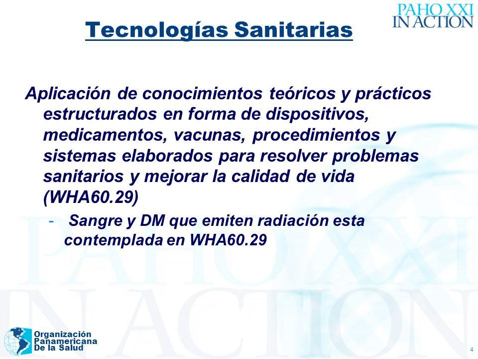 Organización Panamericana De la Salud 15 Mecanismos de Integración Sub-regional: CARICOM: Aprobación de la Política Sub-regional de Medicamentos 2011 COMISCA-SE: Comisión Sub-regional para Acceso a Medicamentos ORAS-CHU: Comisión Sub-regional para la Política de Acceso a Medicamentos; Comisión Sub-regional para la Evaluación de Tecnologías Sanitarias MERCOSUR: SGT-11, Grupo Ad-hoc de Política de Medicamentos ALBA: Coordinación y colaboración con Cuba UNASUR: Apoyo al desarrollo del Plan Quinquenal y al Grupo de Acceso a Medicamentos 15 Centros Colaboradores y muchas otras instituciones de colaboración Pagina Web, Listserves (PANDHR, Infratech, ECONMED, Radio protección) etc.