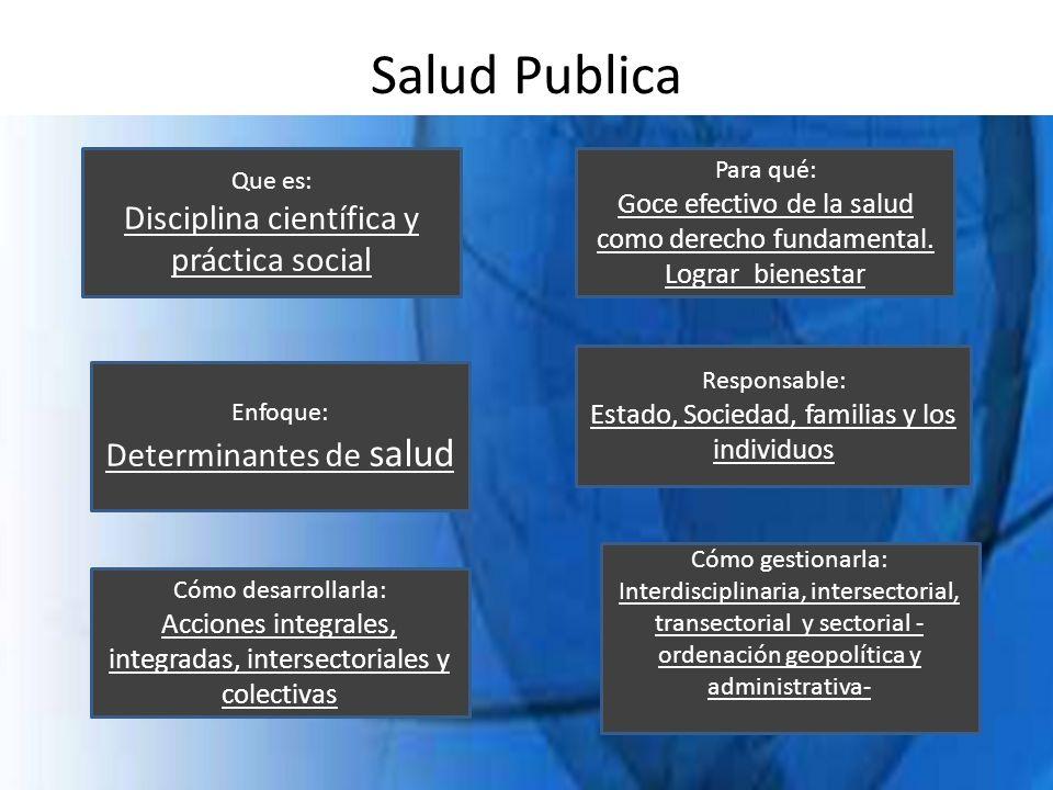 Política Pública y sus impactosa