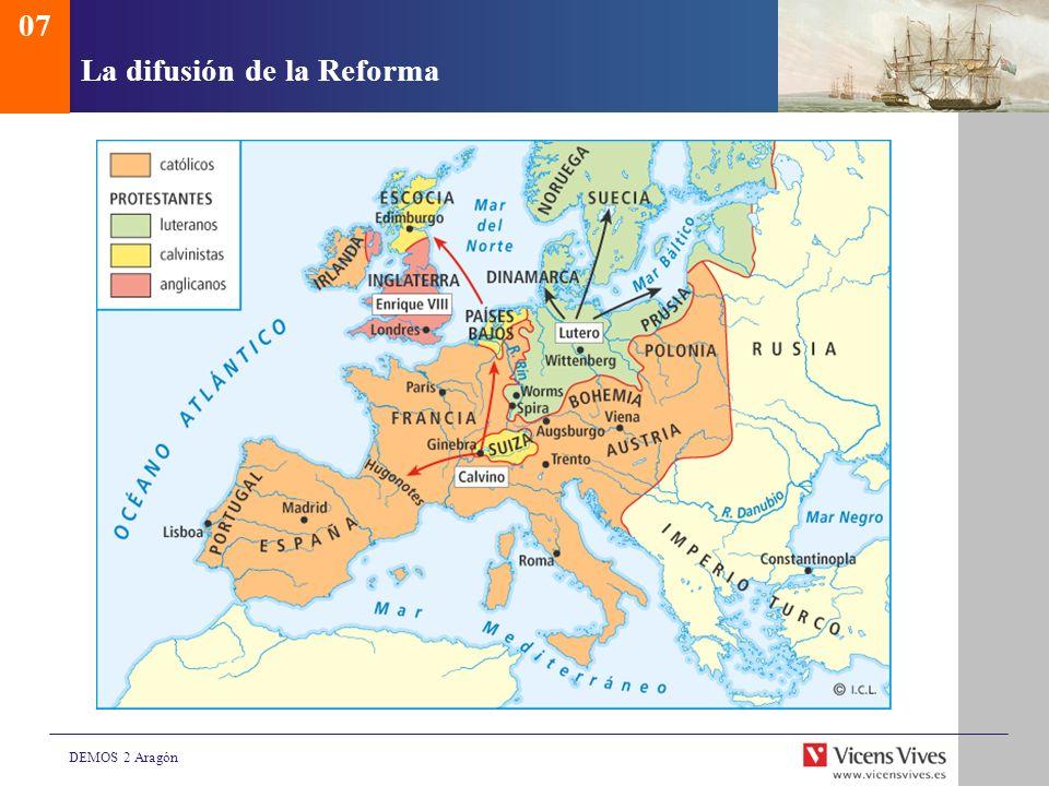 DEMOS 2 Aragón La difusión de la Reforma 07