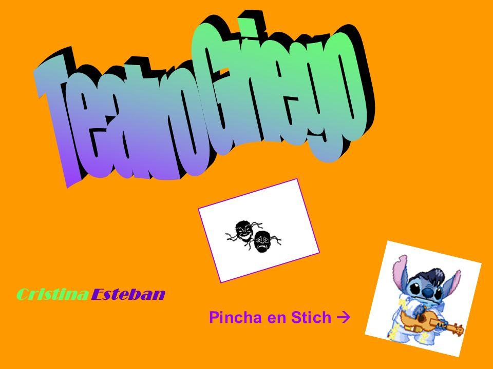 Cristina Esteban Pincha en Stich