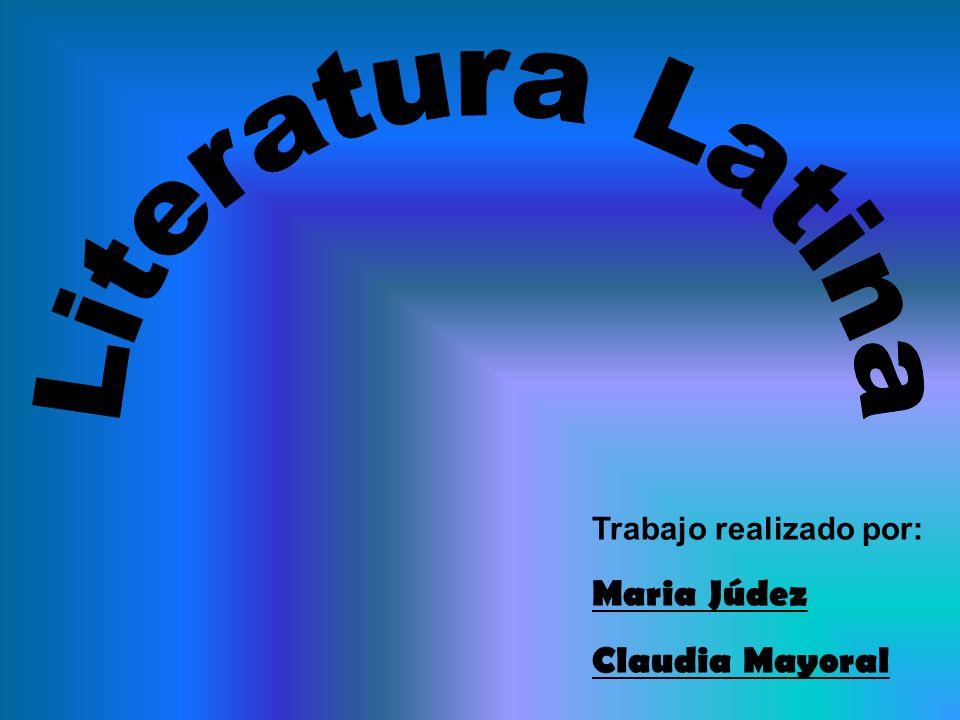 Trabajo realizado por: Maria Júdez Claudia Mayoral