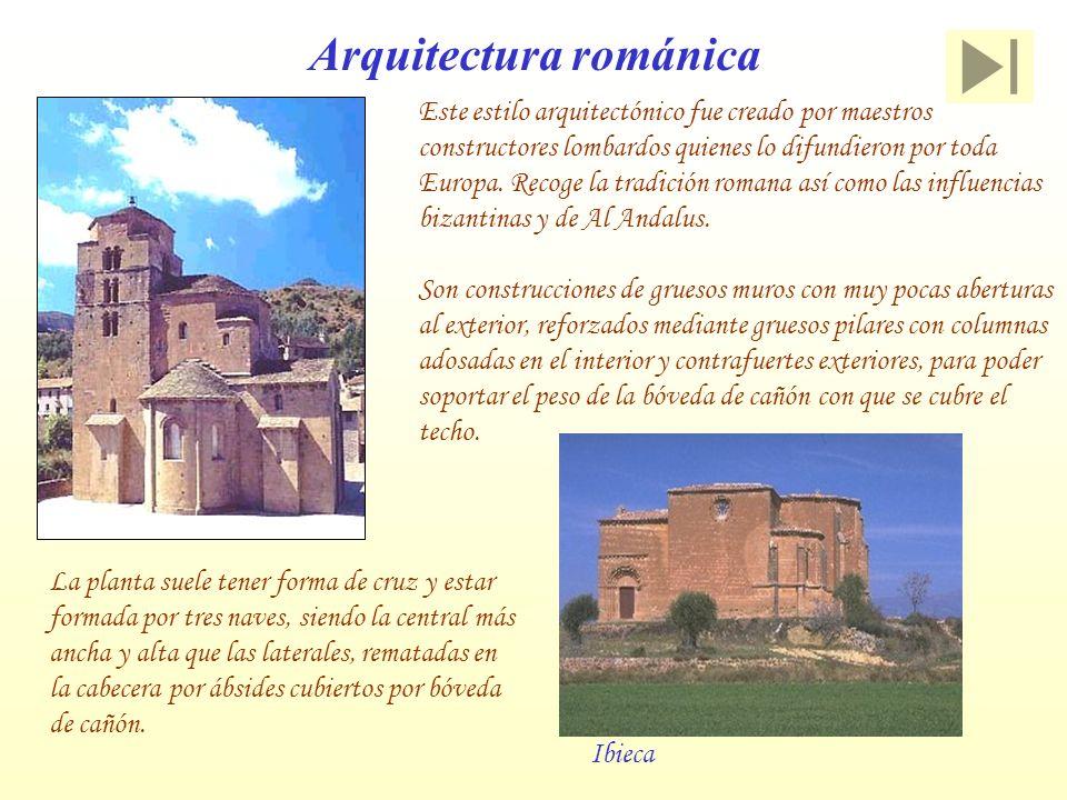 Iglesias y catedrales románicas Jaca Las portadas se construyen con arcos de medio punto y arquivoltas con molduras radiales y tímpano en el que suele esculpirse un crismón.