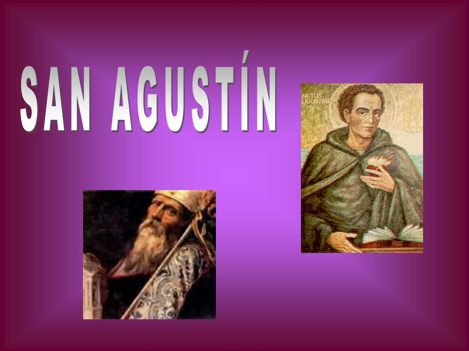 Nació en Tagaste (África) el año 354; después de una juventud desviada doctrinal y moralmente, se convirtió, estando en Milán, y el año 387 fue bautizado por el obispo San Ambrosio.