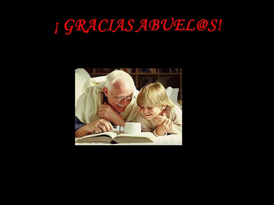 Los nietos no permanecen jóvenes para siempre, lo cual es bueno, porque los abuelos tienen un límite de fuerzas. Gene Perret