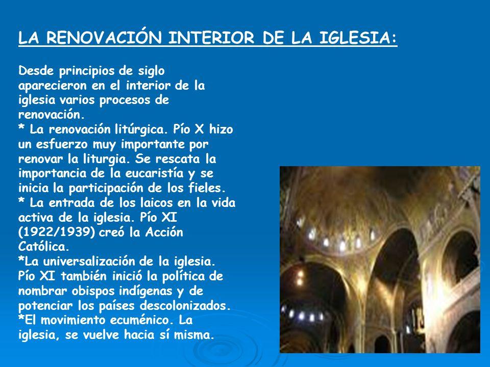 LA INFLUENCIA DEL VATICANO II El día en el que el Concilio Vaticano II aprobó la declaración de libertad religiosa, el modelo confesional del Estado español quedó completamente obsoleto.