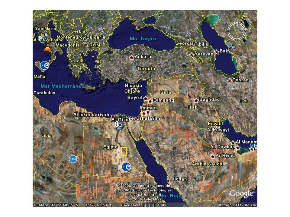 De España a Palestina