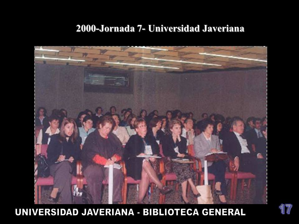 2000-Jornada 7- Universidad Javeriana
