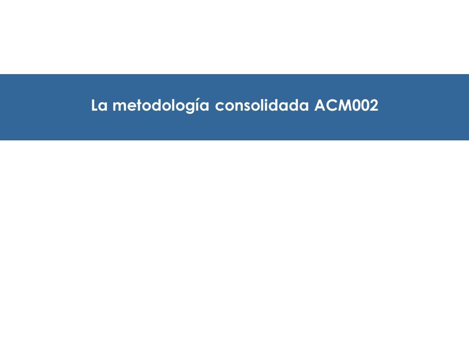 Promedio SNI Ecuador: Factor de Emisión CO2 del Margen de Operación Método 01 Simple (sin ajuste), ex ante Kg CO 2 /kWh 19992000200120022003Pro 5 Pro 3 OM(sin)0.7960.7390.7850.759 0.767 0.768 OM(con)0.7960.7390.7800.7490.5490.731 0.708 Diferencia entre con y sin importacion de electricidad