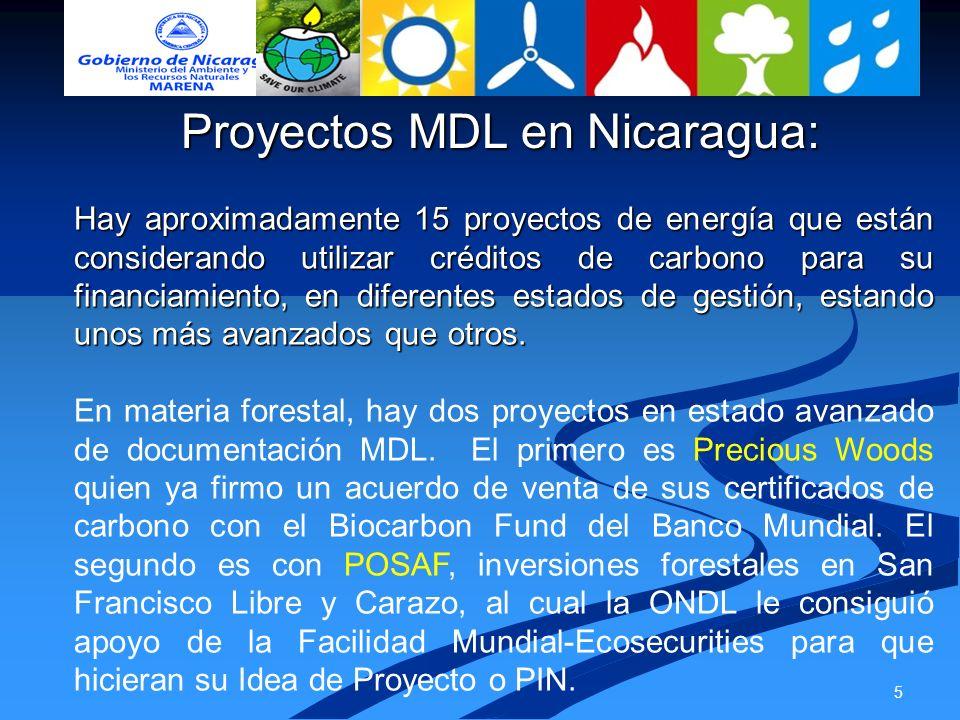 16 Necesidades identificadas de Creación de Capacidades Técnicas Locales Continuar el proceso de formación de capacidades con otros actores locales, a nivel de departamentos y/o municipios; Fortalecer y hacer mas expedito el proceso de revisión y aprobación de proyectos MDL, tanto del sector energético y forestal.