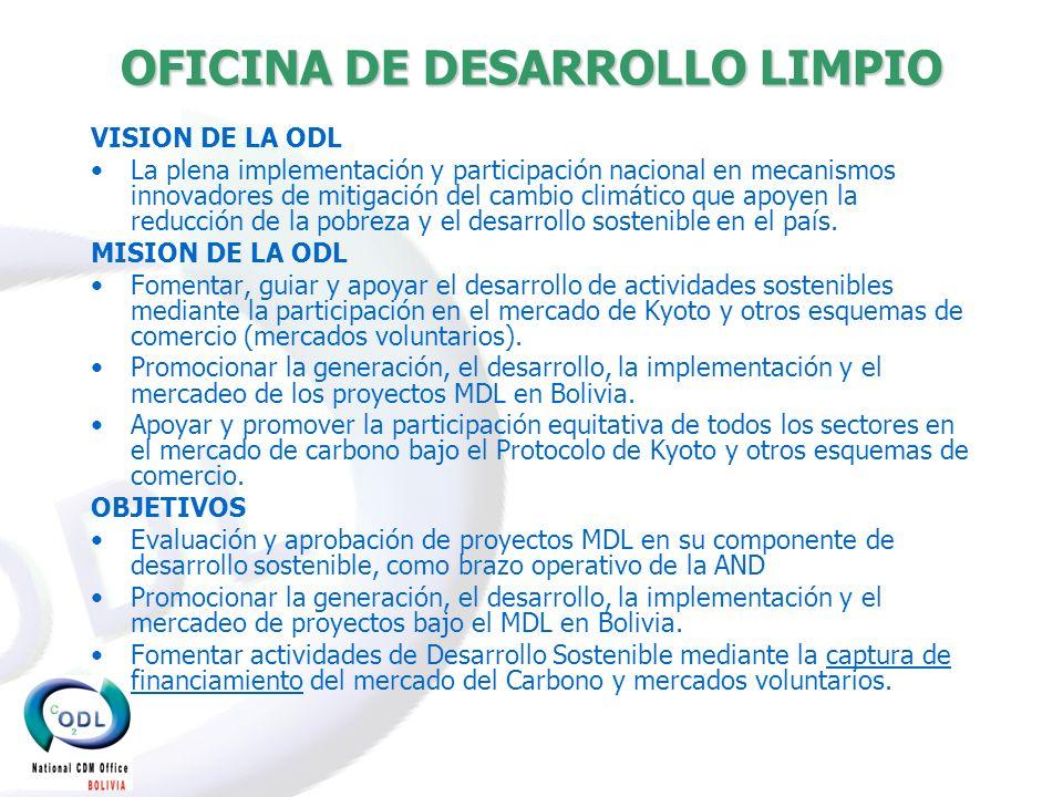 Información de contacto Gisela Ulloa E-mail: odl@planificacion.gov.bo Página web: www.odl.gov.bo