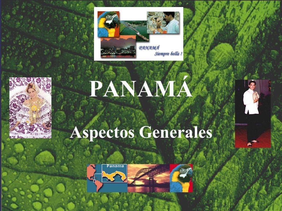 PANAMÁ Aspectos Generales