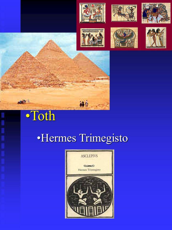 TothToth Hermes TrimegistoHermes Trimegisto