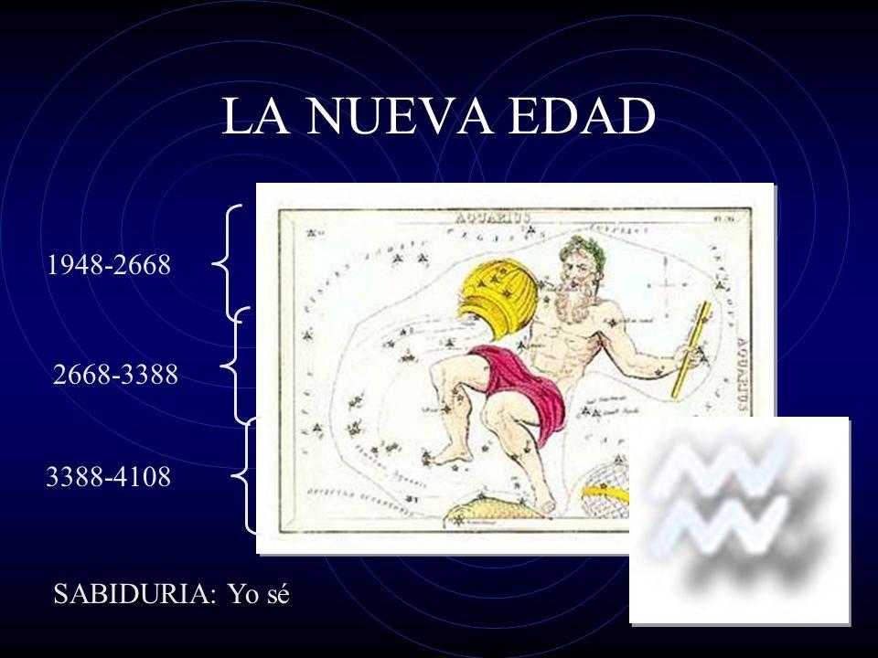 LA NUEVA EDAD SABIDURIA: Yo sé 1948-2668 2668-3388 3388-4108