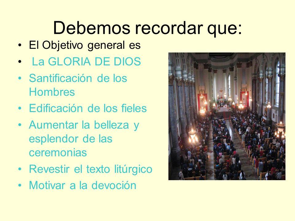 Nuestra Situación 30 años después del Concilio hay mayor comprensión y adaptación de la Liturgia.