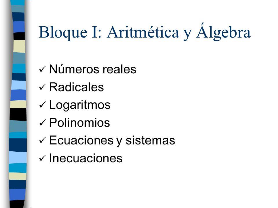 Ecuaciones: 1 er y 2º grado (cont.) Para practicar: