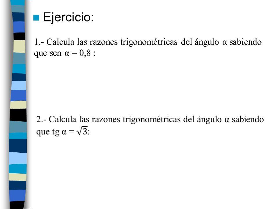 Funciones trigonométricas: Se usan para representar fenómenos periódicos, como el movimiento de un péndulo o el giro de las manecillas del reloj.
