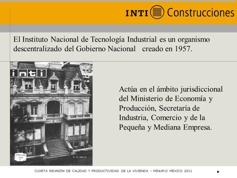 Misión Promover el desarrollo y transferencia de tecnología a la industria.