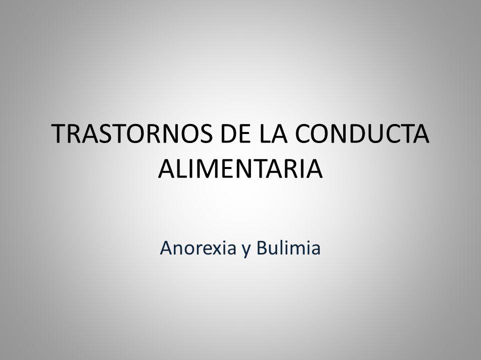 PORQUE PUEDE EXISTIR ESTE TIPO DE TRASTORNOS BULIMIA 1.- FACTORES BIOLÓGICOS.