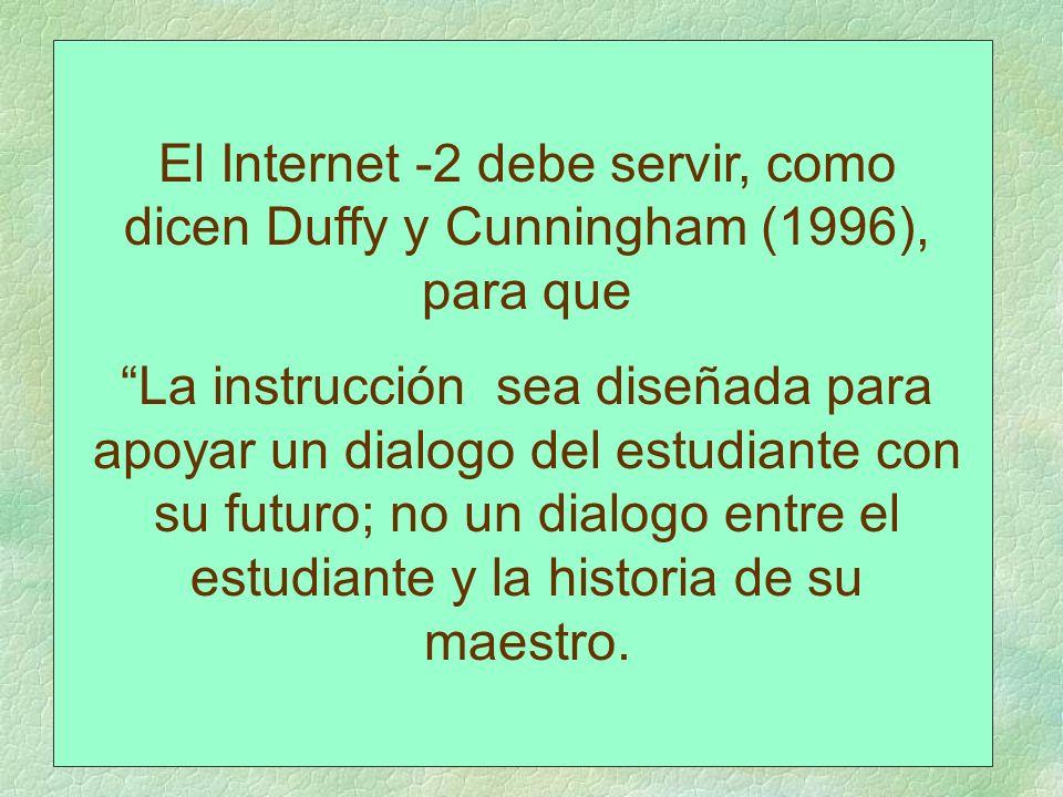 El problema no es la ausencia de tecnología, sino el mal uso que le damos a la misma: Papiro Papel Pizarrón Retroproyector Computadora Power Point E-mail Paginas Web...