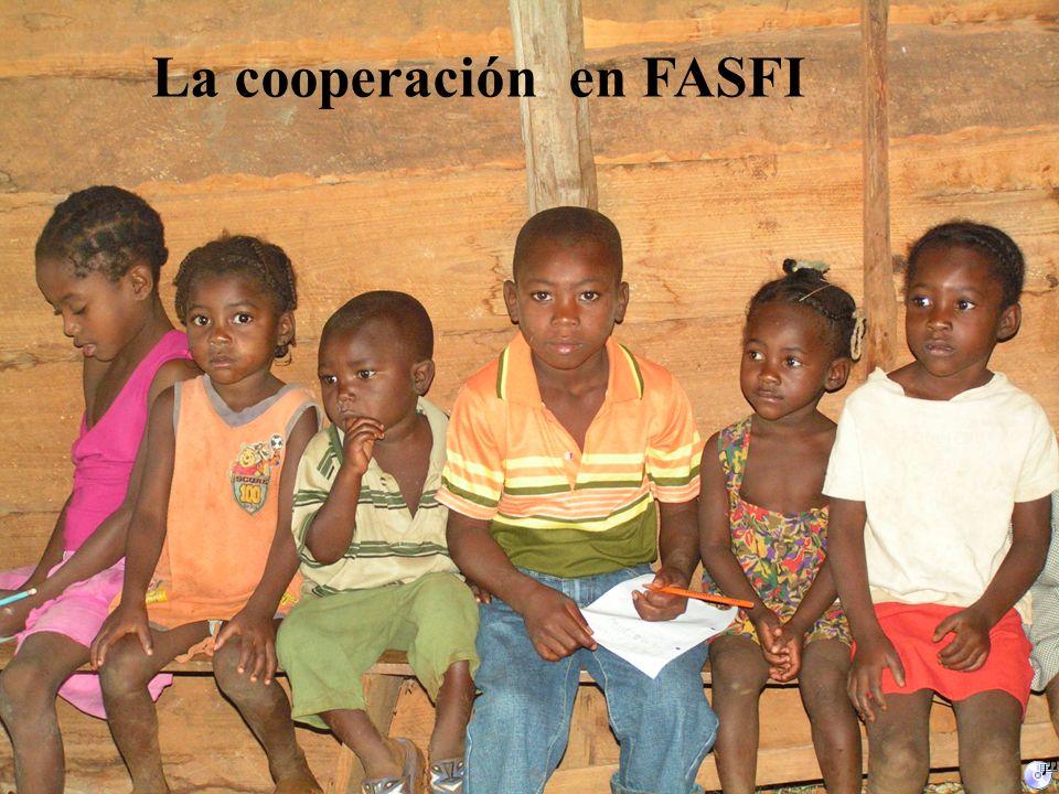 La cooperación en FASFI