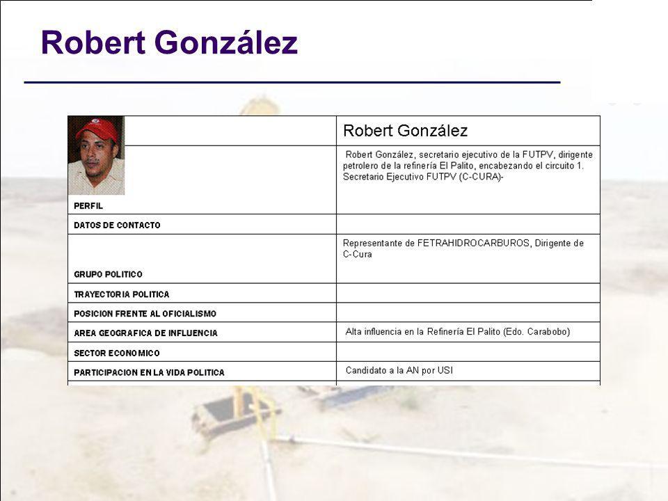 Robert González