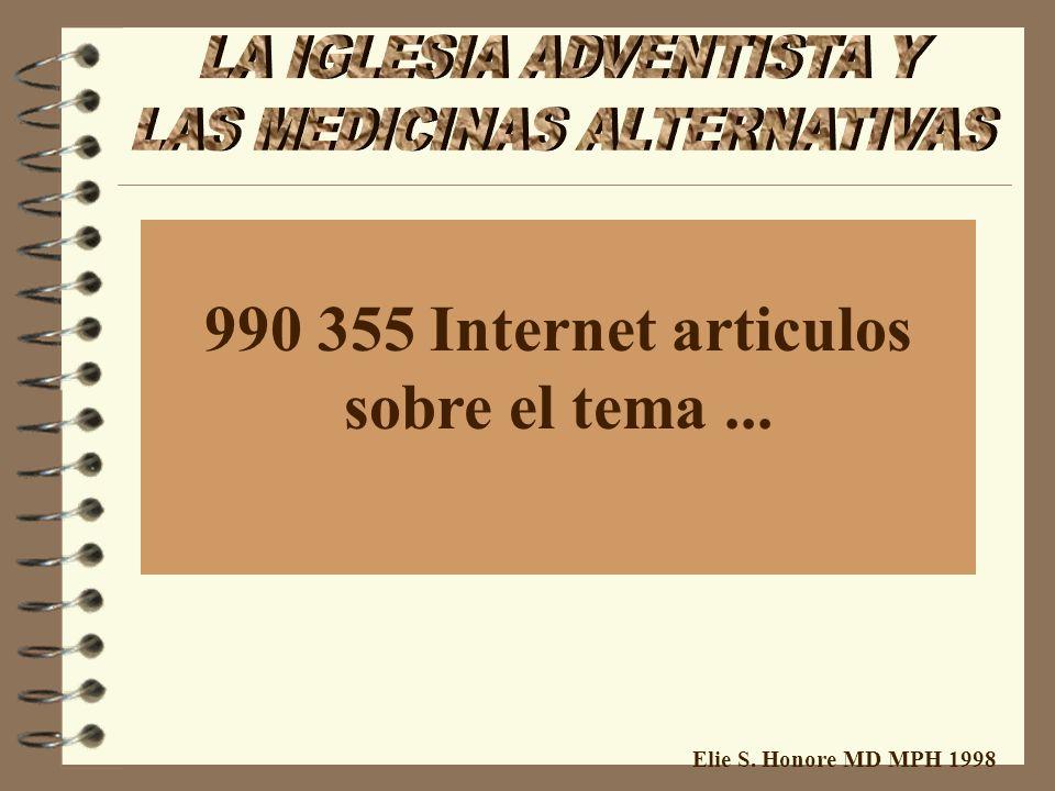 990 355 Internet articulos sobre el tema...