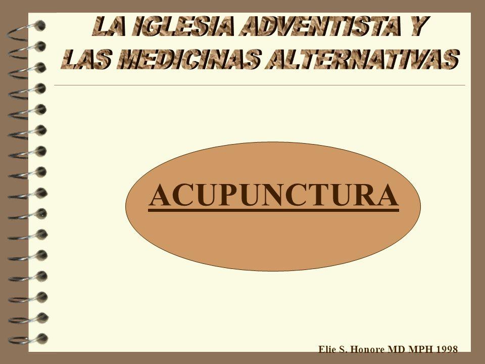 Elie S. Honore MD MPH 1998 TOTAL 294 8- Otros ( hidroterapia) 6 7- Hierbas medicinales (Aloe vera,Ajo, ginseng Ginkgo biloba) 22 6- Tratamientos bioel