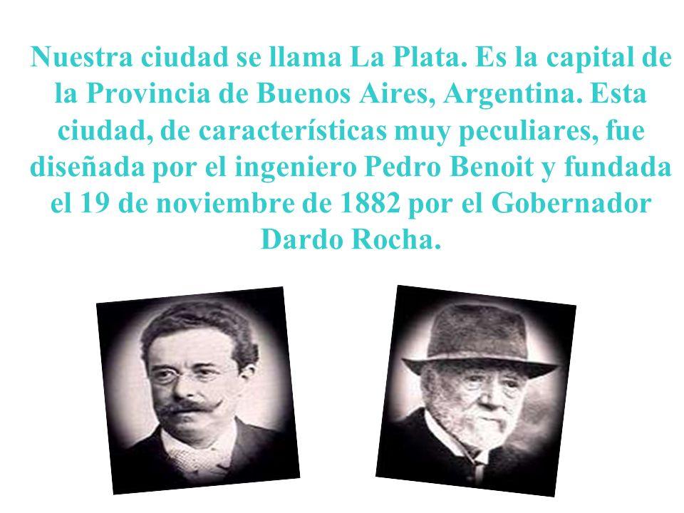 MI LUGAR: La Plata, ciudad Maravillosa