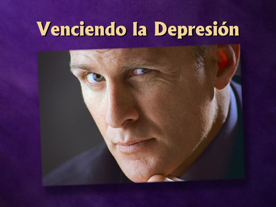 Venciendo la Depresión