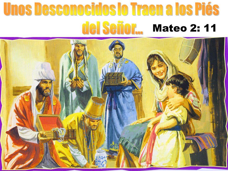 Mateo 2: 11