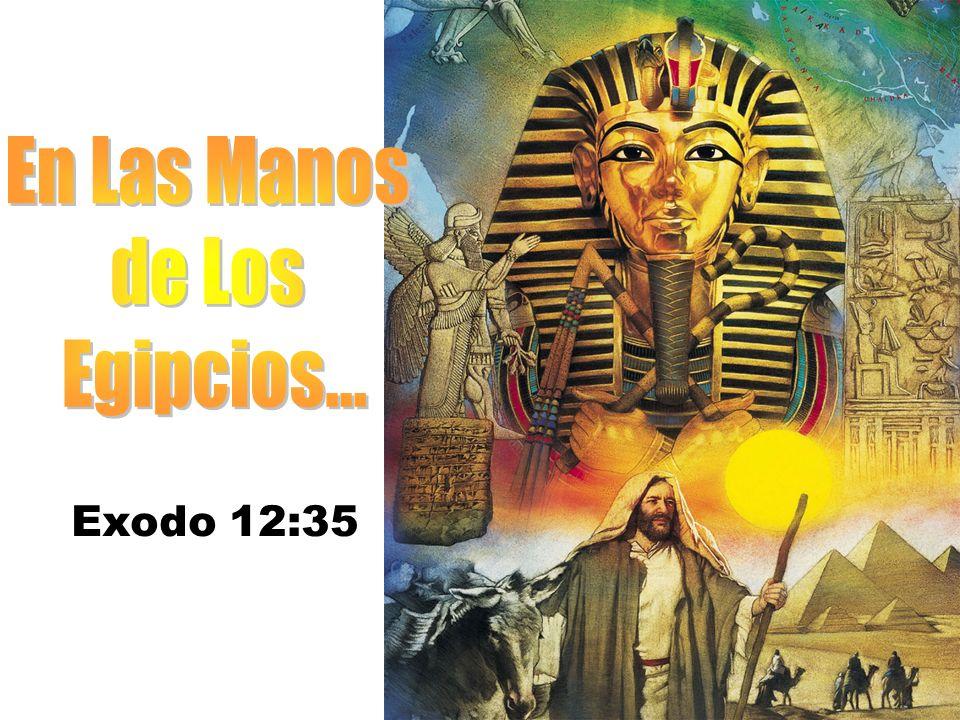 Exodo 12:35