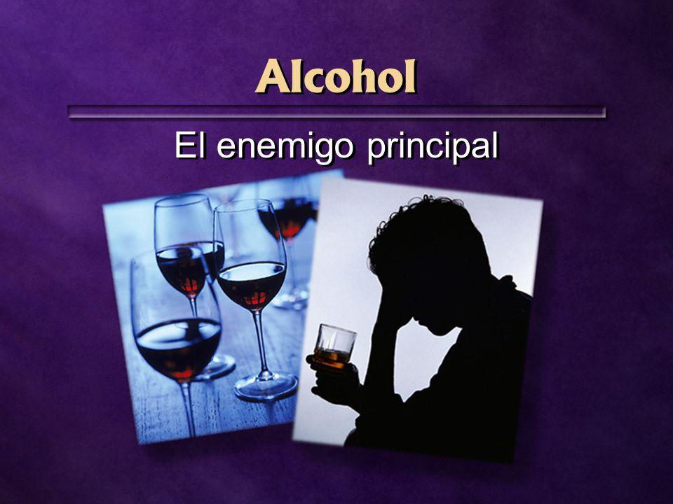 Al alcohol se le adjudican propiedades fascinantes