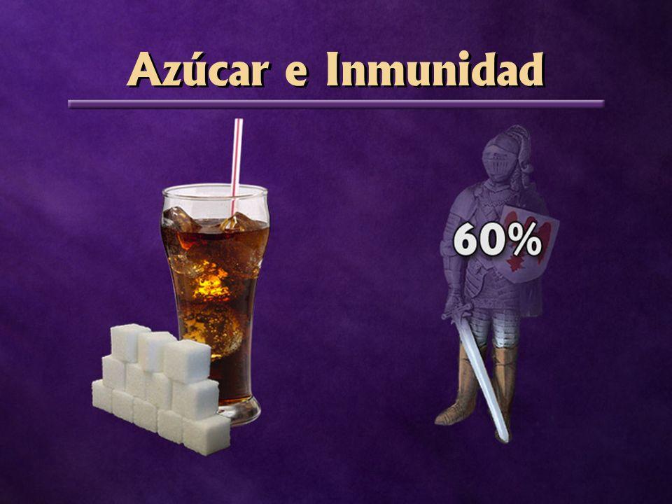 Azúcar e Inmunidad