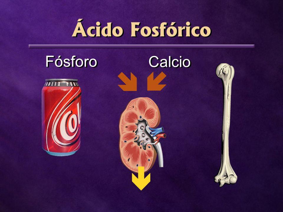 Ácido Fosfórico Fósforo Calcio