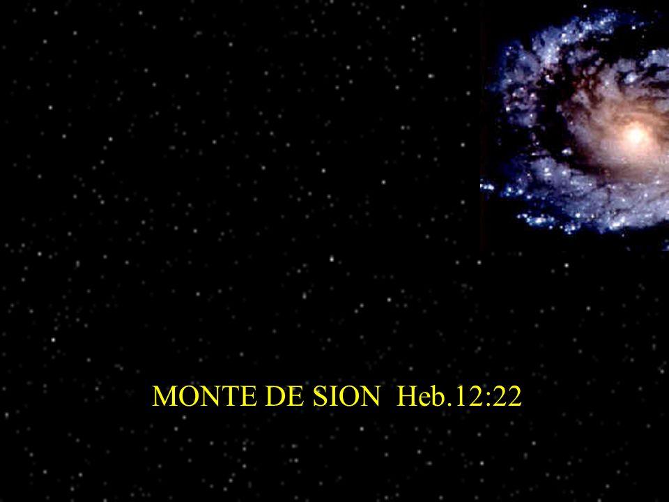 MONTE DE SION Heb.12:22