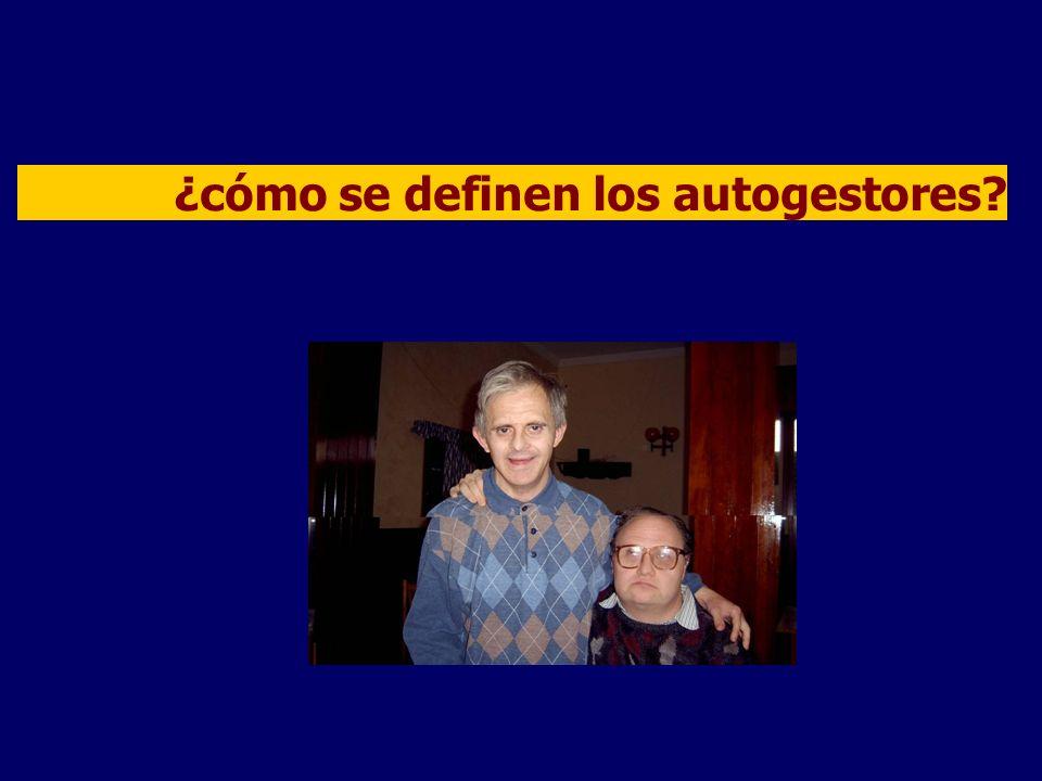 Tomado de Wehmeyer, Agran y Hughes, 1998 Una persona autodeterminada...